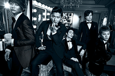 SMAP with new single release | Nippon Heaven