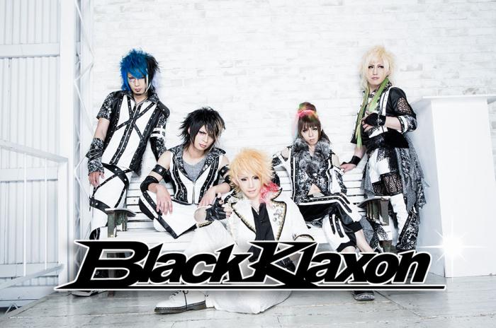 black klaxon