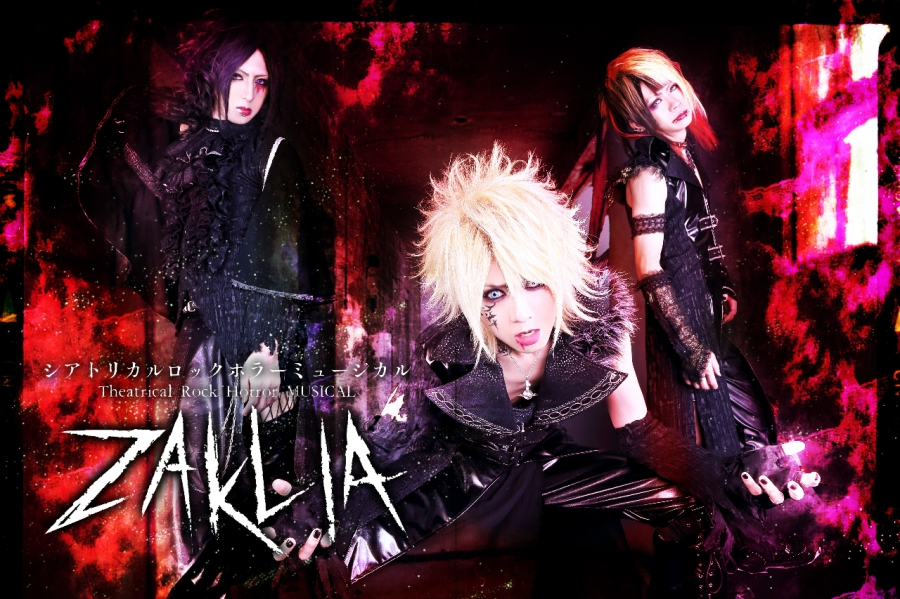 Theatrical Rock Horror MUSICAL ZAKLIA