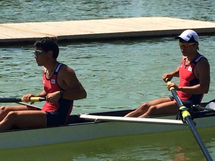 U23 Lightweight Men's Pair - Wada Yuki & Tomoya Takeuchi